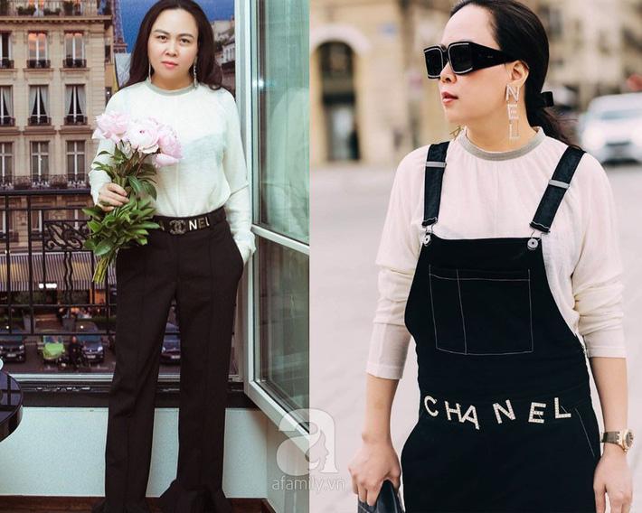 """Phượng Chanel: Chăm mix lại đồ cũ nhưng dù mix theo kiểu nào thì cũng sai quá sai""""-8"""