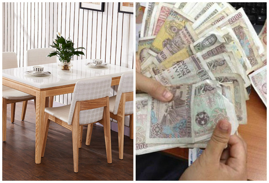 Đặt bàn ăn phạm phong thủy: Gia chủ bất an làm ăn thua lỗ, nghèo khó cả đời không ngóc đầu lên được-1