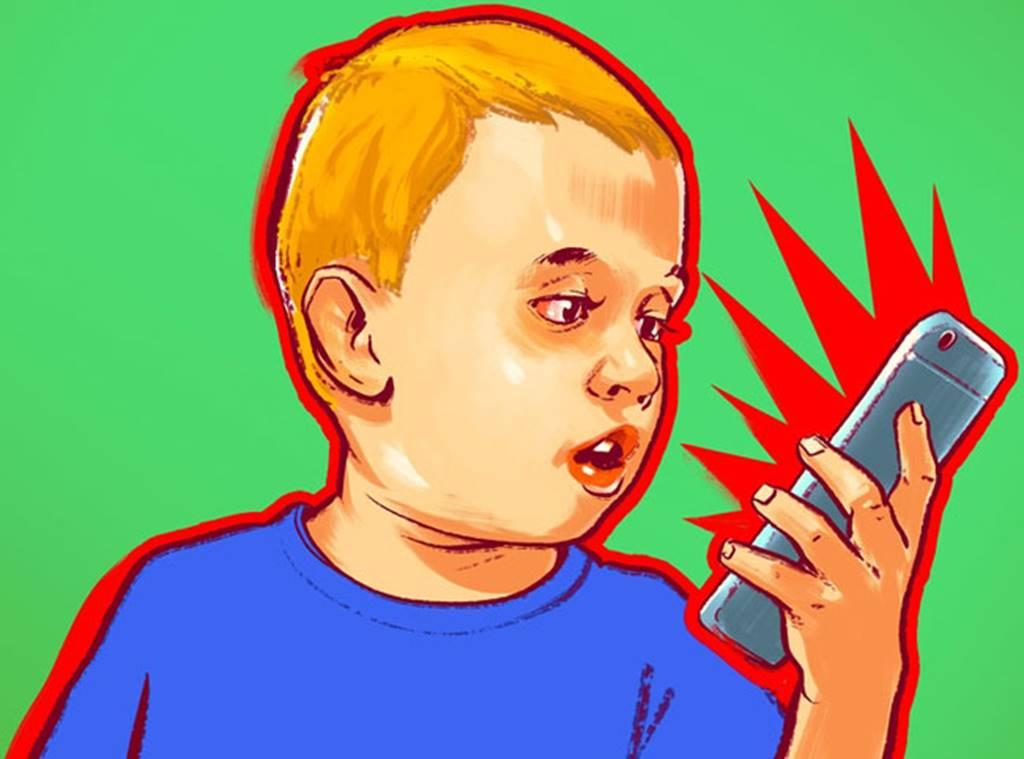 9 tác hại nguy hiểm khó lường khi trẻ nghiện điện thoại thông minh-4