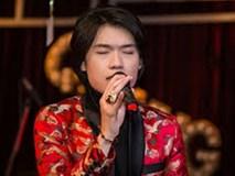 Khán giả bất ngờ trước giọng hát của cây hài Quang Trung