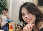 Hậu ly hôn, Việt Anh bày tỏ nỗi nhớ con trai cùng lời nói đầy ẩn ý: Đàn ông không lườm mà nhìn thẳng mặt luôn-5