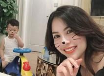 Sụt cân thảm hại hậu ly hôn nhưng vợ cũ Việt Anh vẫn nỗ lực kiếm tiền vì con
