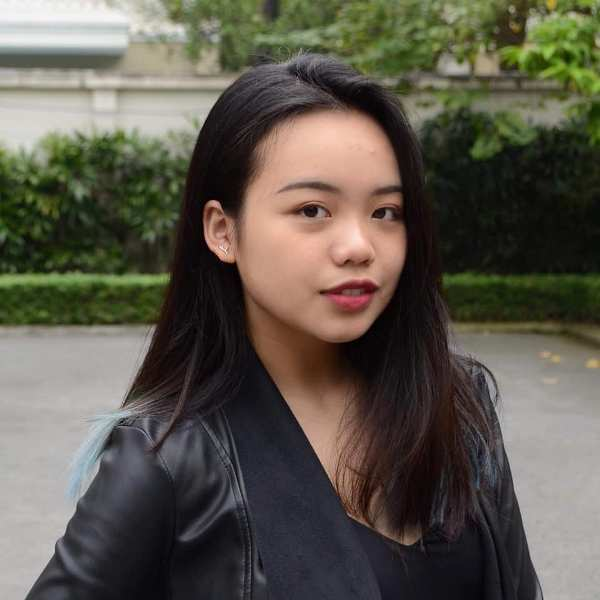 Nữ sinh Việt trúng tuyển trường cũ của Donald Trump nhờ lòng trắc ẩn-1
