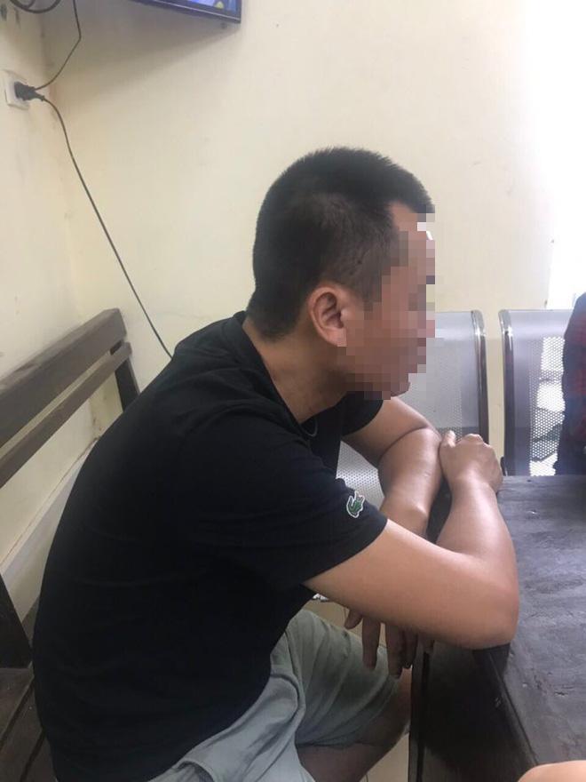 Gã có hành vi biến thái trên xe buýt 01 có thể bị xử phạt 200.000 đồng-2