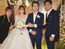 Streamer giàu nhất Việt Nam cùng dàn khách mời đình đám tại lễ cưới Cris Phan - Mai Quỳnh Anh