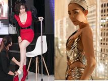 Bí mật hậu trường tiết lộ 'sao Việt muốn đẹp phải chịu đau'