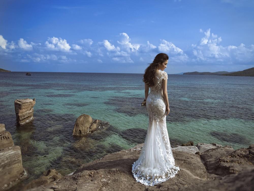 Hoa hậu Việt Nam 2004: Vướng tin đồn bị đánh ghen ở tuổi 18, đám cưới bất ngờ ở tuổi 23 và cuộc sống bình yên sau giông bão ở tuổi 34 với đại gia bí ẩn-4