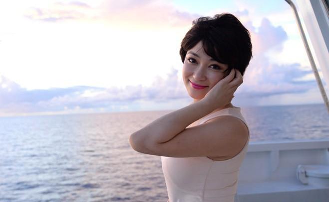 Hoa hậu Việt Nam 2004: Vướng tin đồn bị đánh ghen ở tuổi 18, đám cưới bất ngờ ở tuổi 23 và cuộc sống bình yên sau giông bão ở tuổi 34 với đại gia bí ẩn-9