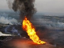 Nổ đường ống dẫn dầu tại Nigeria làm 12 người thiệt mạng