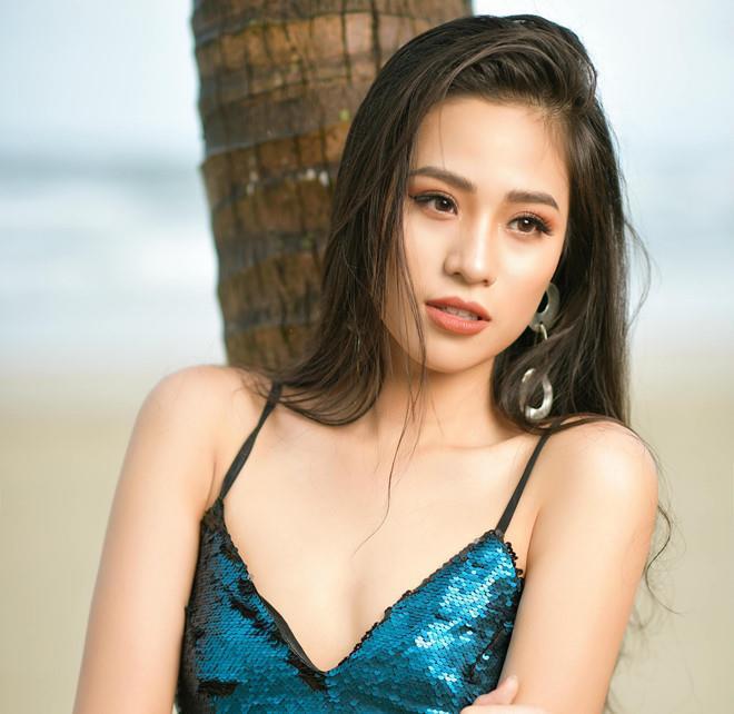 Bạn gái Trọng Đại U23 và dàn hot girl từng dự thi hoa hậu-1