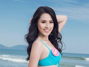 Bạn gái Trọng Đại U23 và dàn hot girl từng dự thi hoa hậu