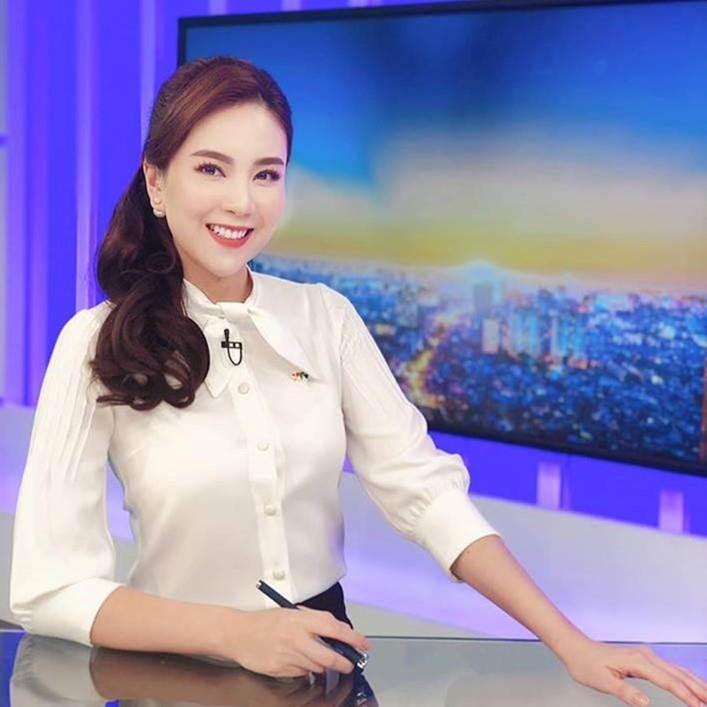 Bốn nữ MC, BTV 9X xinh như hot girl của đài truyền hình-3