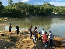 2 nam sinh chết đuối trước ngày thi THPT quốc gia