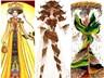 Lộ diện 10 bộ Quốc phục được bình chọn nhiều nhất, sốc nhất là màn tranh cãi của netizen