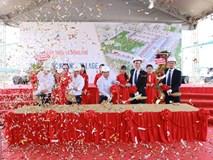 Hàng trăm khách dự Lễ động thổ Tân Phước Khánh Village