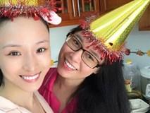 Trương Hồ Phương Nga chia sẻ xúc động dịp sinh nhật bạn thân Thùy Dung