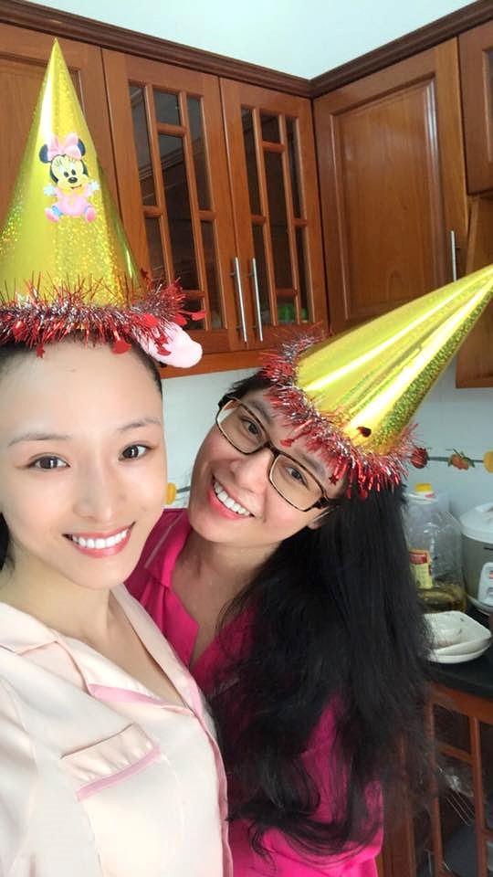 Trương Hồ Phương Nga chia sẻ xúc động dịp sinh nhật bạn thân Thùy Dung-5