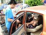 Lý do bất ngờ vụ ô tô lao vỉa hè Hà Nội, tài xế ngủ lay không tỉnh-3