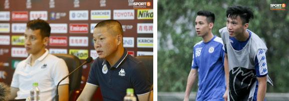 HLV Hà Nội FC tiết lộ tâm lý của Văn Hậu bị ảnh hưởng với những thông tin ra nước ngoài thi đấu-1