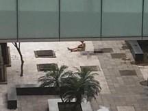 Một bệnh nhân nhảy lầu tự tử tại Bệnh viện Bạch Mai