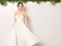 Không hổ danh Hoa khôi, Đàm Thu Trang tung ảnh cưới đơn giản nhưng vẫn xinh đẹp yêu kiều hết phần thiên hạ