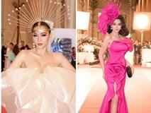 Thu Minh, Bảo Anh, Đông Nhi so tài tạo dáng trong 1 giây với hoa hậu Phương Khánh, Nam Em