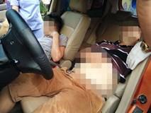 Lý do bất ngờ vụ ô tô lao vỉa hè Hà Nội, tài xế ngủ lay không tỉnh