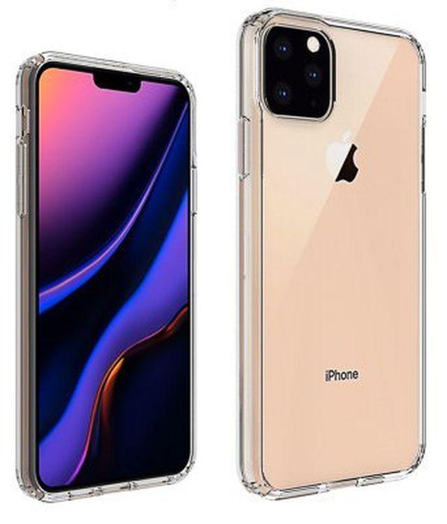 Thiết kế mới của iPhone XI lộ diện hoàn toàn qua ảnh phụ kiện vỏ bảo vệ-3
