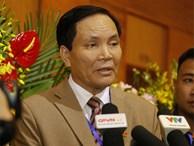 VFF chấp thuận đơn xin từ chức của Phó Chủ tịch Cấn Văn Nghĩa