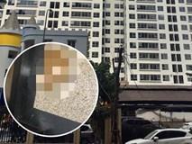 Sốc: Cư dân phát hiện bãi chất thải nghi do đại tiện trong thang máy chung cư ở Hà Nội
