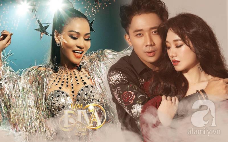 Vợ chồng Trấn Thành - Hari Won và những lần chơi đẹp nức tiếng với Thu Minh: Mấy ai đối với bạn được như thế trong showbiz này?-1