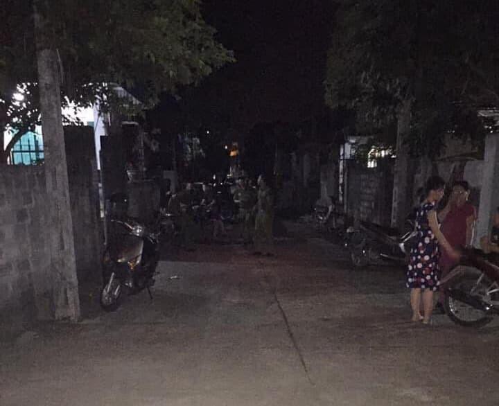 Nghi án chồng hành hung rồi sát hại vợ, phóng hỏa đốt nhà trong đêm ở Ninh Bình-1