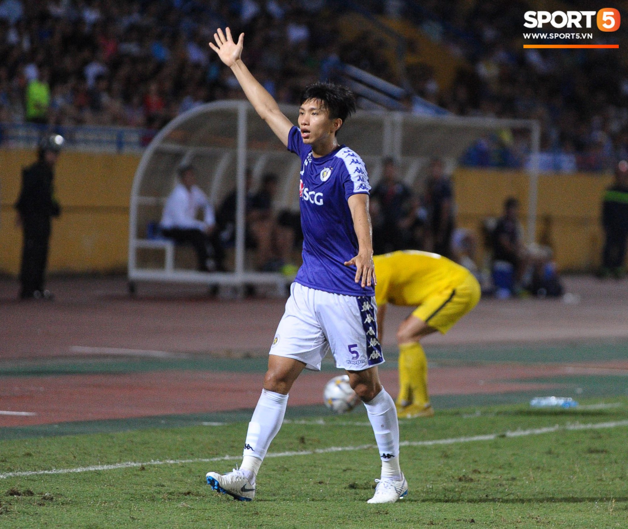 Trước tin đồn đến châu Âu thi đấu, Đoàn Văn Hậu vẫn nỗ lực hết mình vì Hà Nội FC-6