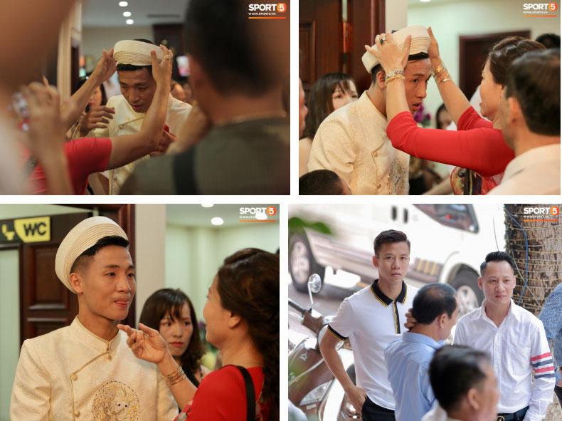 Bùi Tiến Dũng và cô dâu Khánh Linh hôn nhau say đắm, hát Nắm Lấy Tay Anh cực ngọt ngào-8