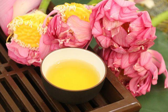 Thiên cổ đệ nhất trà sen của cụ bà U100 Hà Nội, giá 7 triệu đồng/kg-12