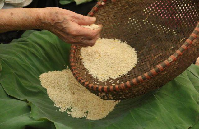 Thiên cổ đệ nhất trà sen của cụ bà U100 Hà Nội, giá 7 triệu đồng/kg-5
