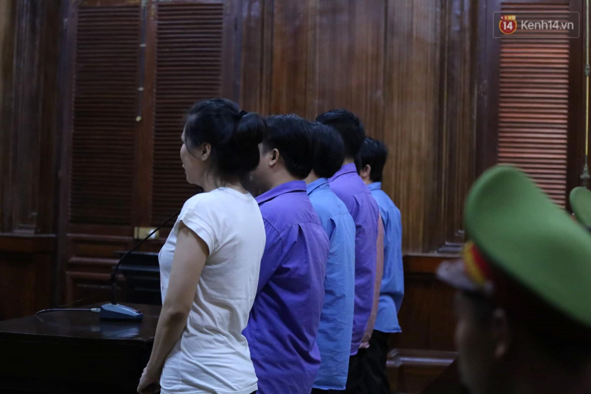 Vợ cũ bác sĩ Chiêm Quốc Thái thanh minh tại tòa sau khi thuê giang hồ truy sát chồng: Chỉ đánh dằn mặt, thuê người tát mấy cái...-7