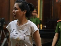 Vợ cũ bác sĩ Chiêm Quốc Thái thanh minh tại tòa sau khi thuê giang hồ truy sát chồng: