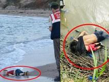 Hình ảnh hai cha con người di cư chết đuối gây rúng động thế giới, gợi nhắc thảm kịch
