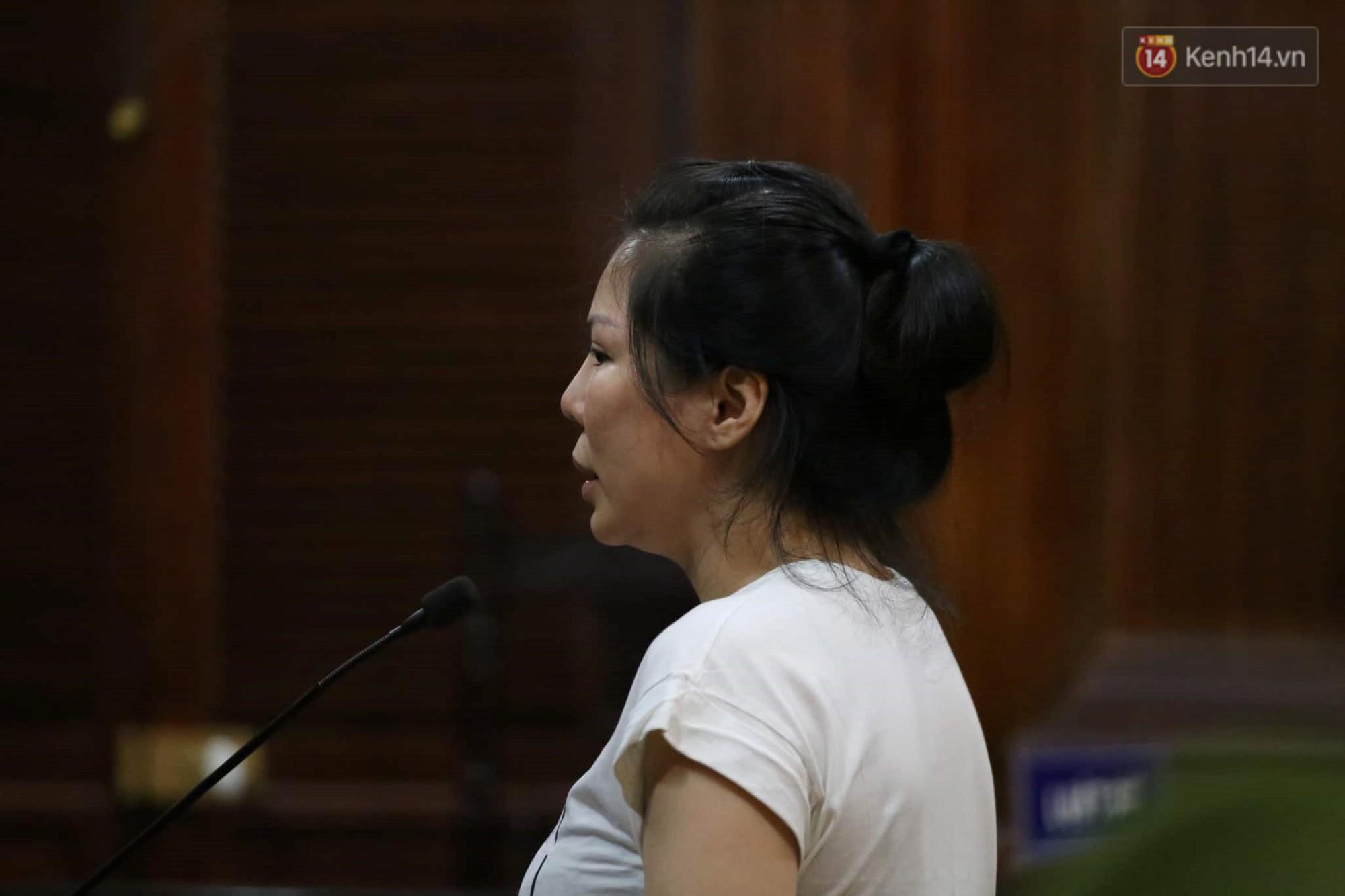 Vợ cũ bác sĩ Chiêm Quốc Thái thanh minh tại tòa sau khi thuê giang hồ truy sát chồng: Chỉ đánh dằn mặt, thuê người tát mấy cái...-3