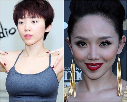 """Không chỉ Dương Về nhà đi con"""" mà Hòa Minzy, Phạm Hương cũng bị makeup làm già đi chục tuổi-6"""