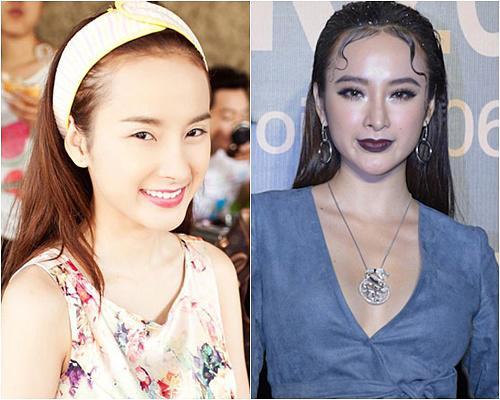 """Không chỉ Dương Về nhà đi con"""" mà Hòa Minzy, Phạm Hương cũng bị makeup làm già đi chục tuổi-7"""