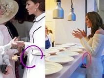 Người hâm mộ chỉ ra bằng chứng Công nương Kate đang mang thai lần 4, trong sự kiện mới nhất, nàng dâu hoàng gia gây thất vọng vì già nua
