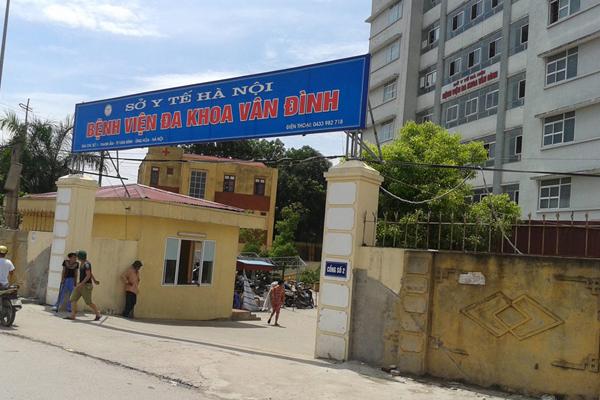 Bé trai ở Hà Nội tử vong do BV chẩn đoán sai, chuyển tuyến muộn?-1