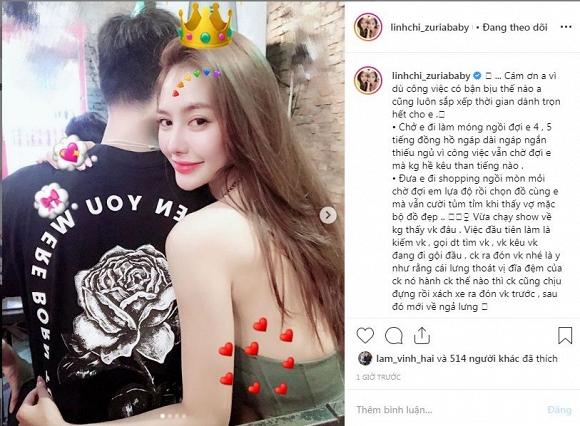 Linh Chi khẳng định không thể tìm người đàn ông thứ hai yêu cô như Lâm Vinh Hải-3