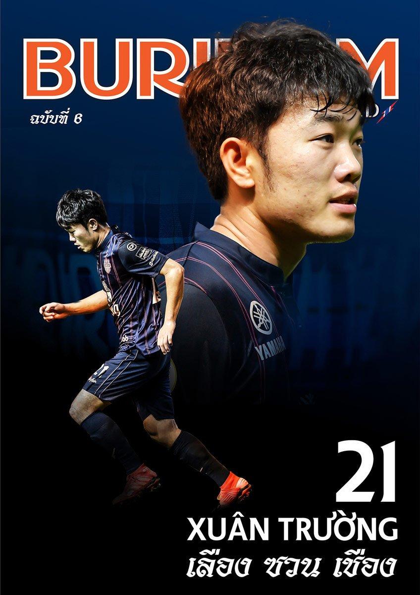 Báo Thái Lan: Xuân Trường chấm dứt hợp đồng với Buriram United-1