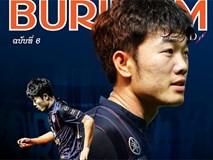 Báo Thái Lan: Xuân Trường chấm dứt hợp đồng với Buriram United