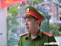 Đại úy công an 'hộ tống' nữ sinh Hà Giang kịp giờ thi: 'Lúc tôi đến nhà, thí sinh còn đang ngủ'