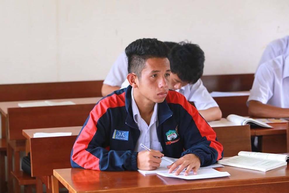 Lộ bảng điểm thi tốt nghiệp của dàn cầu thủ tuyển Việt Nam: Hồng Duy Pinky đội sổ nhưng người học giỏi nhất mới gây bất ngờ-3