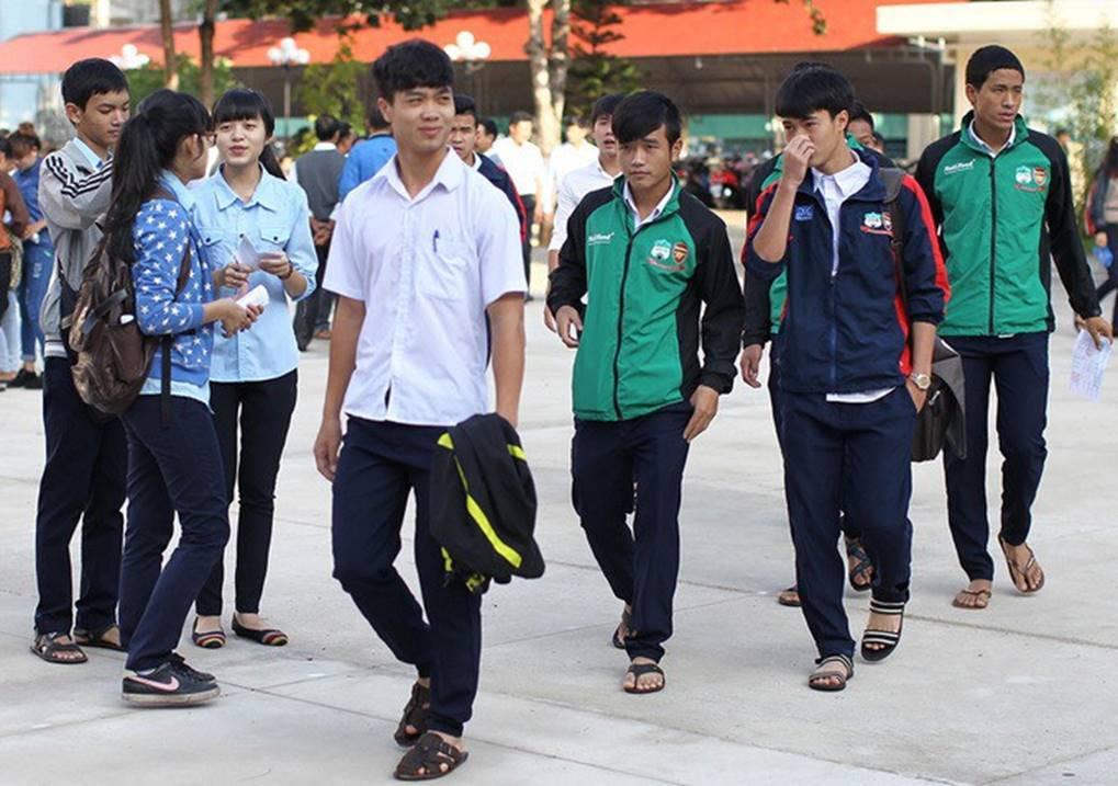 Lộ bảng điểm thi tốt nghiệp của dàn cầu thủ tuyển Việt Nam: Hồng Duy Pinky đội sổ nhưng người học giỏi nhất mới gây bất ngờ-4